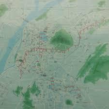 Nanjing China Map by Urbanrail Net U003e Asia U003e China U003e Nanjing Metro