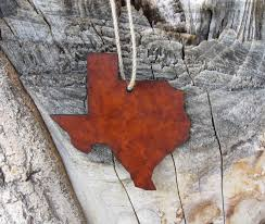 texas ornament cr maxson