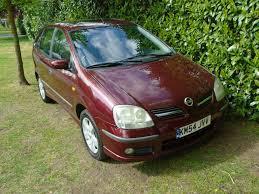nissan almera vs sunny used nissan almera tino cars for sale motors co uk