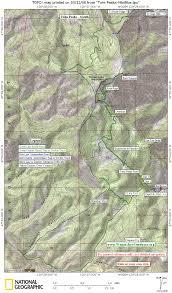 Forrest Fenn Treasure Map Horse Lake Mountain Twin Peaks Climbing Hiking U0026 Mountaineering