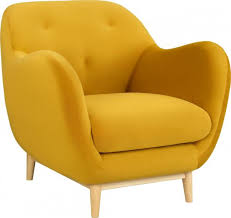 Yellow Velvet Armchair Velvet Armchairs And Divans Habitat