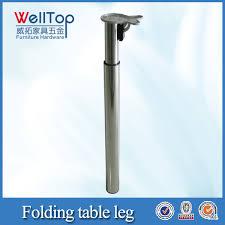 Adjustable Folding Table Leg Height Adjustable Folding Table Legs Lowes Vt 02 010 Buy Make