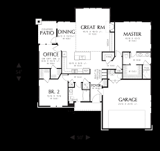 mascord house plan 1169a the pasadena