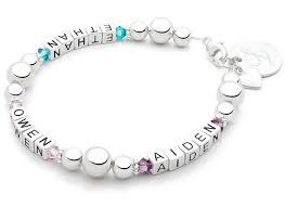 mothers bracelets classic silver s bracelet