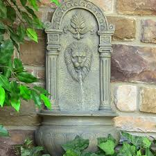 solar garden fountains black home decorations insight