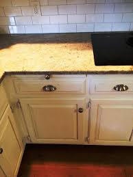 chalk paint kitchen cabinets before and after kitchen u0026 bath
