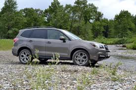 subaru forester touring 2016 2017 subaru forester 2 5i premium review everyone u0027s suv gearopen