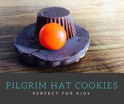 pilgrim hat cookies recipe united states maps monograms