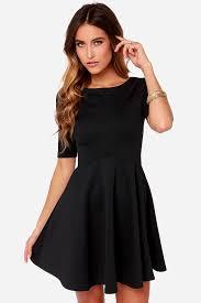 black skater dress black swan dress skater dress black dress 67 00
