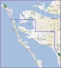 Anna Maria Florida Map by Anna Maria Island Maps