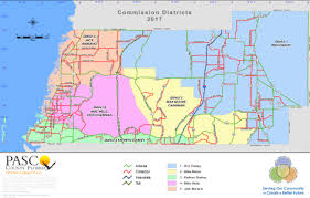 Florida House Districts Map Pasco County Fl Official Website County Commissioners