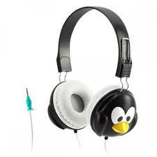 griffin kazoo myphones penguin over ear headphones amazon co uk