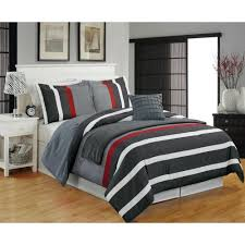 Airplane Bedding Twin Red And Black Bedding For Boys Ktactical Decoration
