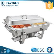 heavybao economy stainless steel commercial buffet catering