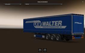 euro leasing lkw walter leasing trailer v1 0 ets2 ets2 mod
