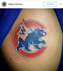 Two Flag Tattoos Darren Rovell On Twitter