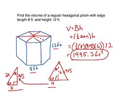 Volume Of Rectangular Prism Worksheet Onlineteaching Maths And English Volume Of Hexagonal Prism