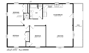 Double Wide Floor Plans With Photos Double Wide House Trailers Floor Plans House Design Plans Wide