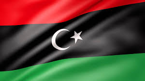 Flag Of Libya Libya Animated Flag Youtube