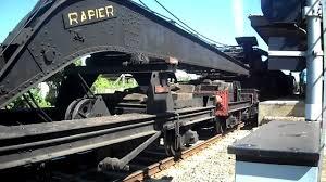 sri lanka railways 30 ton steam crane upgrading of coast line
