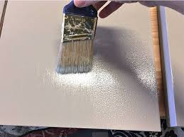 what type of paint brush for kitchen cabinets what you need to before painting cabinets the palette