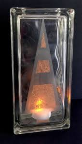 Engraved Glass Vases Lisa Liza Lou Designs Etched Glass Vase For The Holidays
