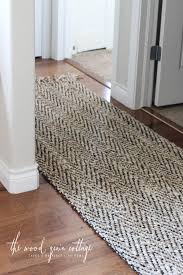 Fur Runner Rug New Hallway Rug Hallway Rug Wood Grain And Fur