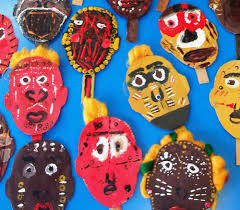 kids crafts the unique african arts and crafts for kids