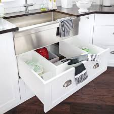 tiroir de cuisine sur mesure afin de ne pas perdre d espace un tiroir a été inséré sous l