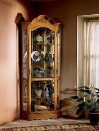 Pulaski Furniture Curio Cabinet by Pulaski Furniture Keepsakes Corner Curio Cabinet Home