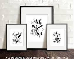 Kitchen Wall Decor Funny Kitchen Wall Art Kitchen Decor Printable Signs Instant