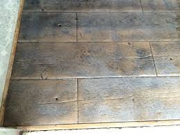 Wood Grain Stamped Concrete by Stamped Concrete To Look Like A Old Wood Plank Floor Http Www