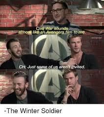 Winter Soldier Meme - 25 best memes about avengers infinity war avengers infinity