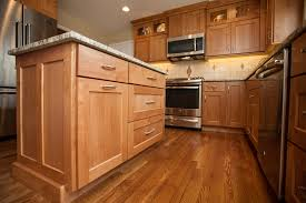 Galley Kitchen Width - modern oven closed wooden cabinets in galley kitchen design with
