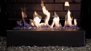 gas fireplace rocks binhminh decoration