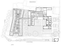 gallery of m89 hotel piuarch 14 hotel floor plan ground