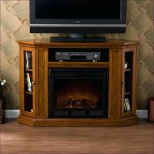 electric fireplace tv stand lowes dark wood home depot fireplaces