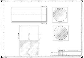 how to create section view from a break view in nx siemens