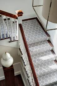 Stairway Rug Runners Tips For Installing Stair Runners In Your Home Staircases Hall