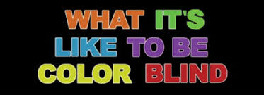 How To Know Your Going Blind What It U0027s Like To Be Color Blind