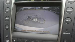 lexus recalls australia lexus rear view camera tops safety study in australia photo gallery