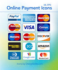 online cards free new credit card online payment method icons pngs vector