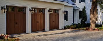 Garage Door Repair Chicago by Modern White Wood Garage Door With Forest Garage Doors Chicago