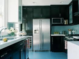 turquoise and black kitchen kitchen design