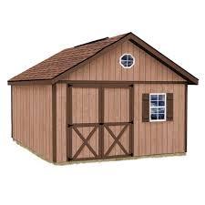 barn kit best barns brandon 12 ft x 12 ft wood storage shed kit