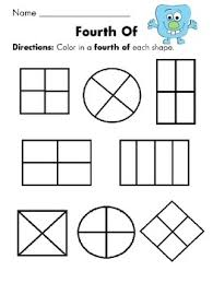 203 best fractions images on pinterest teaching math math