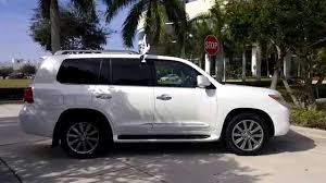 lexus lx 570 for in thailand pre owned 2009 lexus lx 570 36 881 youtube