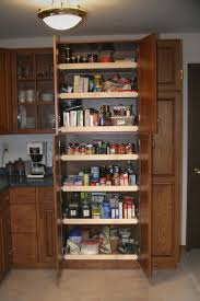 Kitchen Cabinet Pull Out Storage Kitchen Cabinets Pull Out Pantry Pantry This Pantry Is 32 Wide