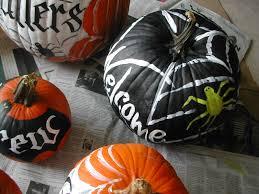 creative pumpkin painting ideas for halloween u2013 the wolf the