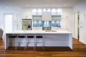 one wall kitchen with island basicoh com wp content uploads 2017 09 best ki